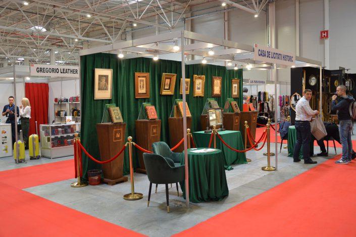 Mii de vizitatori vor avea ocazia să achiziționeze de la artă plastică și tipărituri, până la mobilier și vehicule de ecopă!